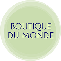 Boutique Du Monde Sticky Logo