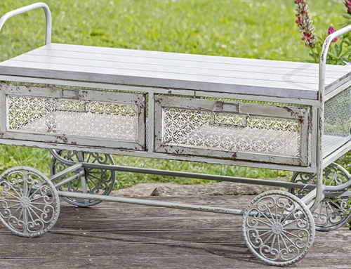 Vintage Table Trolley