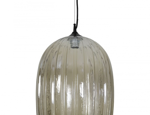 Pale gold Ceiling Lamp