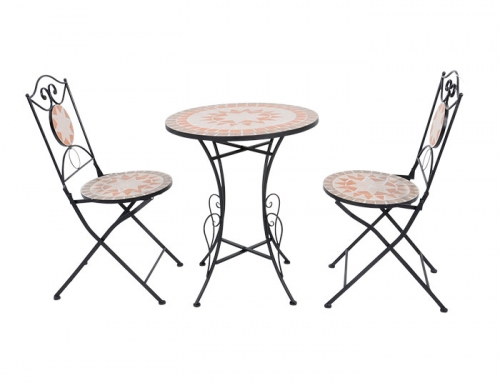Outdoor Vintage Style Table and Chairs Set